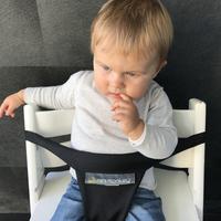 Minimonkey Stoelverhoger Mini chair zwart-Afbeelding 3