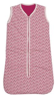 Dreambee Sac de couchage d'été Essentials fleur jersey 70 cm