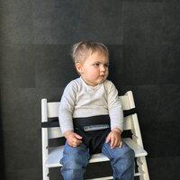 Minimonkey Stoelverhoger Mini chair zwart-Afbeelding 7
