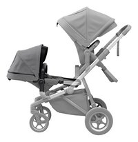 Thule Zitje voor wandelwagen Sleek Grey Melange-Artikeldetail
