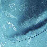 Ki ET LA Chapeau Swimming Pool turquoise de 9 à 18 mois-Détail de l'article