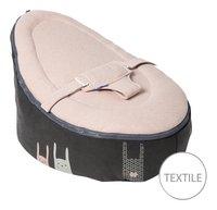 doomoo Pouf Seat Rabbit pink-Détail de l'article