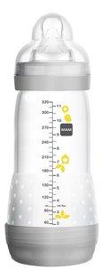 MAM Biberon anticolique Easy Start gris 320 ml-Arrière