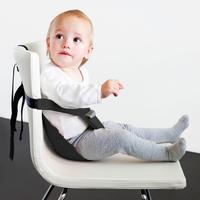 Minimonkey Stoelverhoger Mini chair zwart-Afbeelding 2