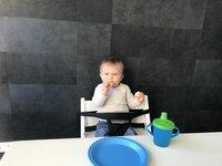 Minimonkey Stoelverhoger Mini chair zwart-Afbeelding 8