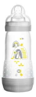 MAM Biberon anticolique Easy Start gris 320 ml-Avant