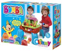 Clementoni Table d'activités Bumba Clemmy-Avant