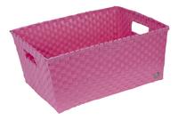 Handed By Panier de rangement Verona pink