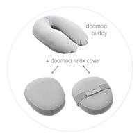doomoo Housse pour relax Classic grey-Détail de l'article