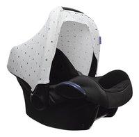 Dooky Capote pare-soleil pour siège-auto portable couronne gris clair-Détail de l'article