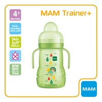 MAM Gobelet d'apprentissage Trainer+ 220 ml vert-Détail de l'article