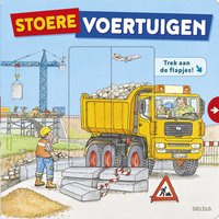 Livre Stoere voertuigen NL