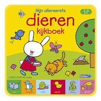 Boek Lange oortjes Mijn allereerste dierenkijkboek