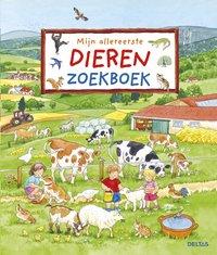 Boek Mijn allereerste zoekboek - Op de boerderij