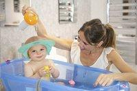 OK Baby Visière à shampoing Hippo-Image 1