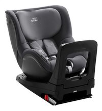 Britax Römer Autostoel Dualfix Groep 0+/1 i-Size Storm Grey-Linkerzijde
