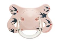 Suavinex Fopspeen 4 - 18 maanden Fusion 17 pink swallow