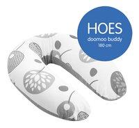 doomoo Hoes voor positionerings- en borstvoedingskussen Buddy Tree grey-Artikeldetail