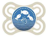 MAM Sucette 0 - 6 mois Perfect silicone  menthe/bleu/ivoire-Détail de l'article