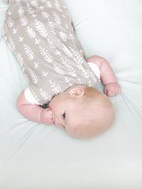 Ergopouch Sac d'emmaillotage ErgoCocoon 3 - 12 mois grey fern-Détail de l'article
