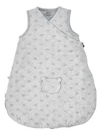 Noukie's Sac de couchage jersey gris clair 50 cm