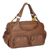 Lässig Sac à langer Tender Multi Pocket Bag cognac-Avant