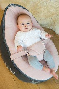 doomoo Pouf Seat Rabbit pink-Image 3