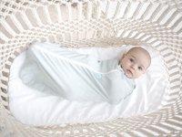 Ergopouch Inbakerzak ErgoCocoon 0 - 3 maanden mint stars-Afbeelding 3