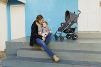 Chicco Buggy Lite Way 2.0 coal-Afbeelding 2
