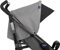 Chicco Buggy Lite Way 2.0 coal-Vue du haut