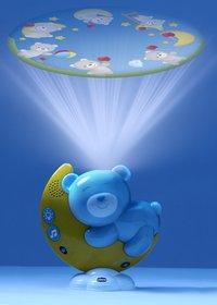 Chicco Nachtlampje/projector Next 2 Moon blauw-Afbeelding 2