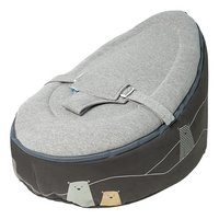 doomoo Pouf Seat Bear grey-Côté droit