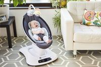 4moms Verkleinkussen voor babyswing mamaRoo munt/grijs-Afbeelding 2