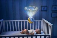 Chicco Nachtlampje/projector Next 2 Moon blauw-Afbeelding 5