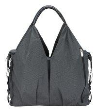 Lässig Verzorgingstas Green Label Neckline bag Spin Dye black mélange