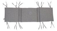 Quax Tour de lit Soft Breeze gris-Arrière