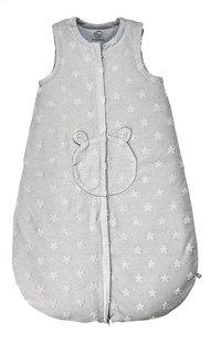 Noukie's Sac de couchage jersey gris clair 70 cm