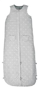 Noukie's Sac de couchage jersey gris clair 90 - 110 cm