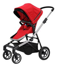 Thule Wandelwagen Sleek energy red-Rechterzijde