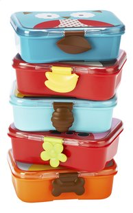 Skip*Hop Boîte à tartines Zoo hibou-Image 2