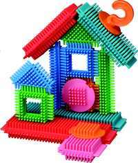 DreamLand Blocs à picots - 137 pièces-Détail de l'article