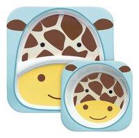 Skip*Hop Bord met vakken Zoo Giraffe-Artikeldetail
