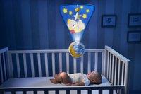 Chicco Nachtlampje/projector Next 2 Moon blauw-Afbeelding 3