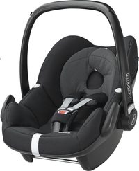 Maxi-Cosi Siège-auto portable Pebble Groupe 0+ black raven