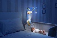 Chicco Nachtlampje/projector Next 2 Moon blauw-Afbeelding 4