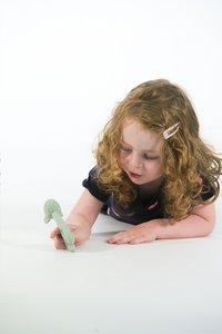 Bite me Raff Jouet de dentition vert clair-Image 1