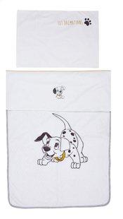 Laken voor bed Disney Dalmatiërs wit katoen-Vooraanzicht