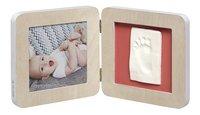 Baby Art Cadre 2 parties avec empreinte Print frame naturel