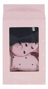 Noppies Geschenkset roze Noppies Geschenkset roze maat 56 -Vooraanzicht