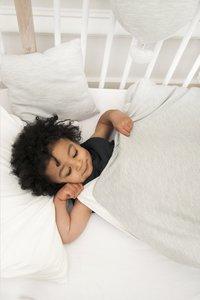 Les Rêves d'Anaïs Dekbedovertrek voor bed Powder Stripes katoen/polyester-Afbeelding 5